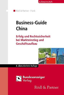 Business Guide China 2017